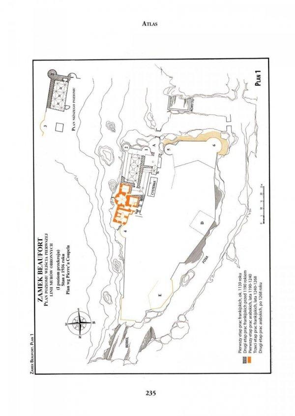 Zamki i twierdze Królestwa Jerozolimskiego