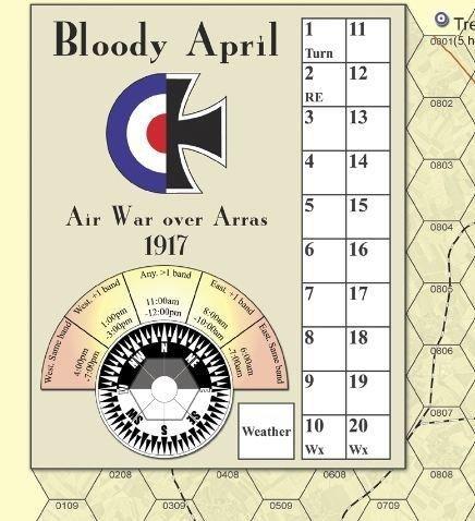 Bloody April: Air War over Arras