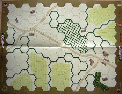 Combat Commander Battle Pack #3: Normandy