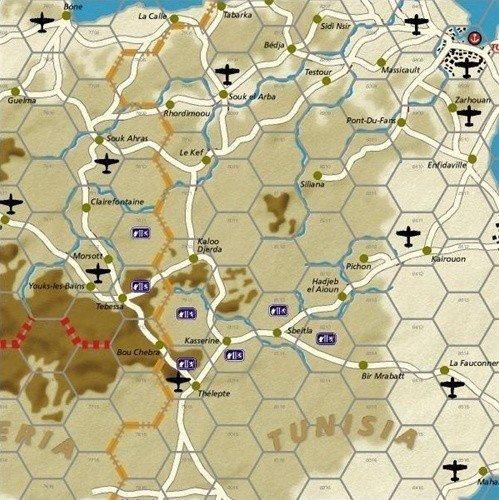 Patton's First Victory: Tunisia
