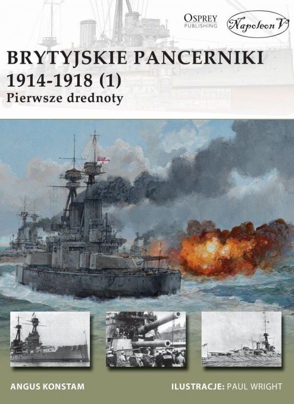 Brytyjskie pancerniki 1914-1918 (1)