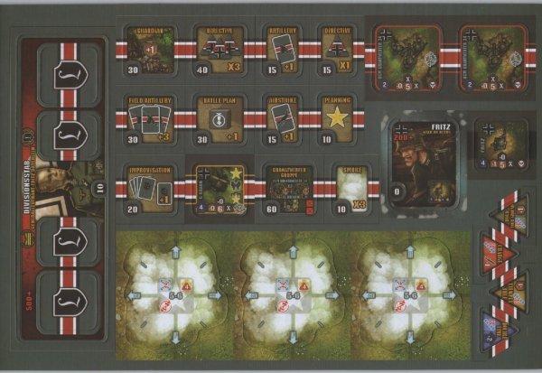 Heroes of Normandie: German Army Box