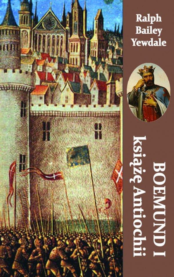 Boemund I książę Antiochii (miękka oprawa)