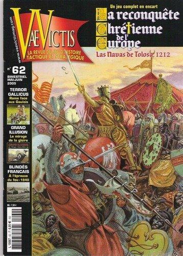 VaeVictis no. 62 Las Navas de Tolosa 1212