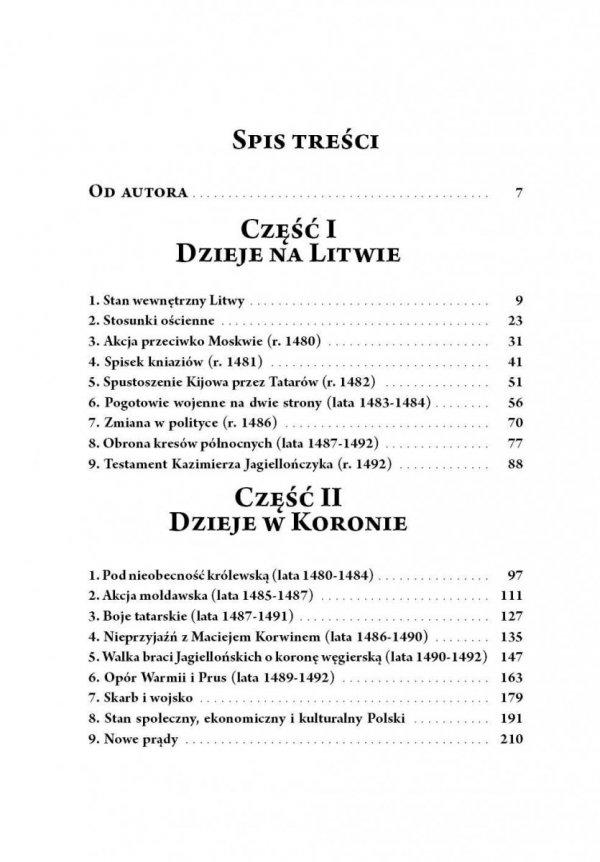 Polska i Litwa na przełomie wieków średnich