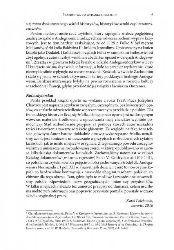 Andegawenia w latach 1109-1151