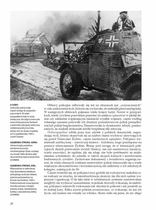 Niemieckie formacje policji i bezpieczeństwa 1939-1945