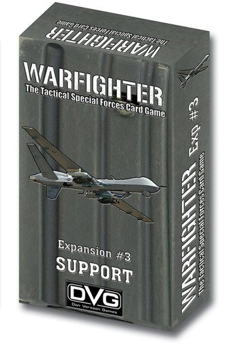 Warfighter Exp. 3 - Support