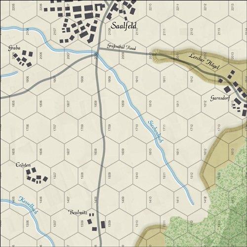 Saalfeld: Prelude to Jena