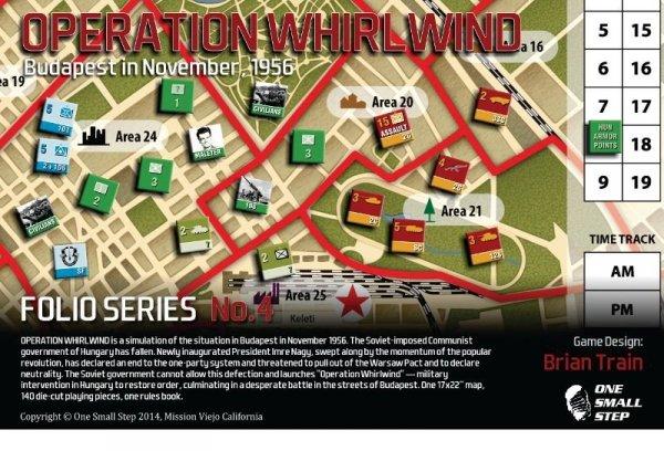 Folio Series No. 4: Operation Whirlwind