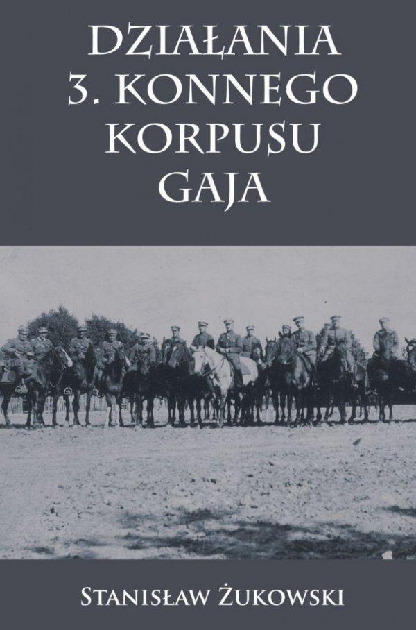 Działania 3. Konnego Korpusu Gaja
