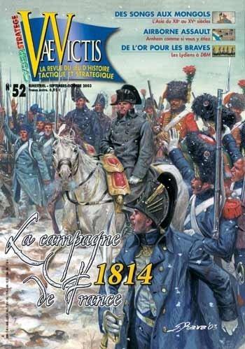 VaeVictis no. 52 La campagne de France 1814