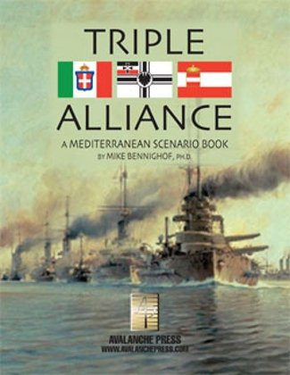 Great War at Sea: Triple Alliance