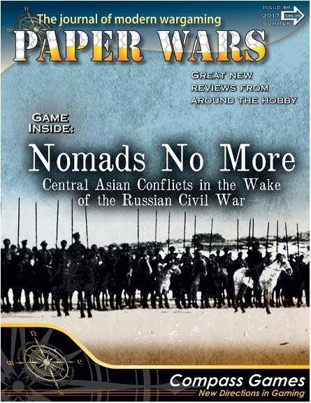 Paper Wars #86 - Nomads No More