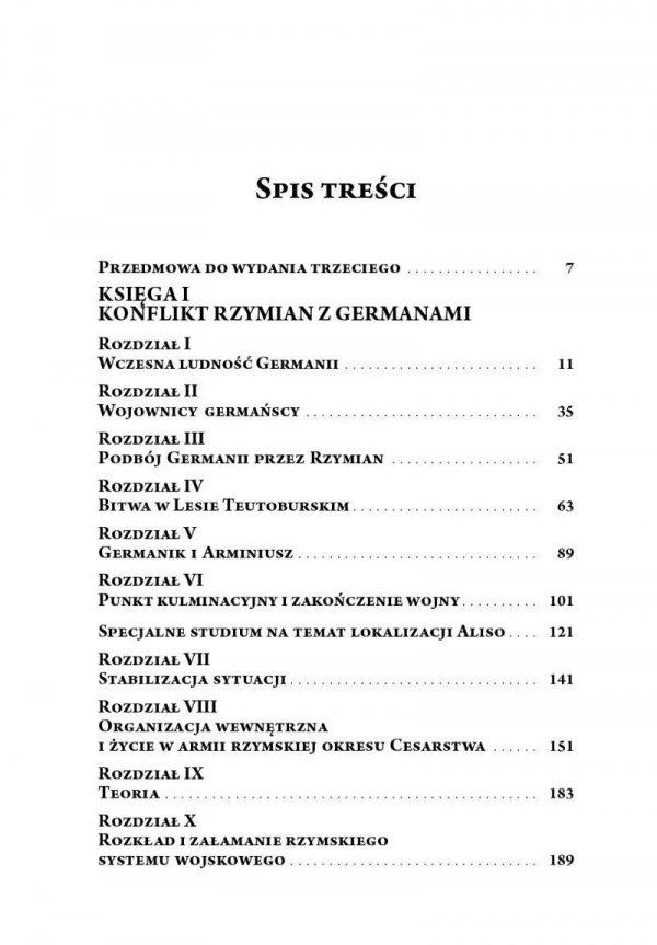 Antyczna sztuka wojenna Cesarstwo Rzymskie i Germanie
