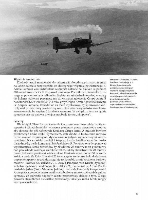 Kaukaz 1942-1943. Wyścig von Kleista po ropę