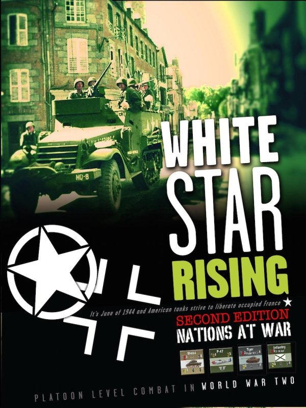 Nations at War: White Star Rising