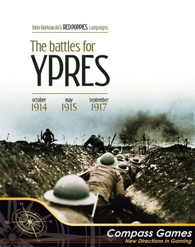 Red Poppies Campaigns: The Battle of Ypres