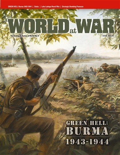 World at War #28 Green Hell: Burma 1942-1945