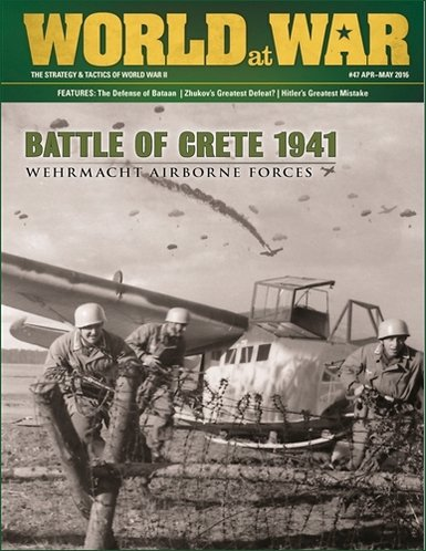 World at War #47 Battle of Crete 1941