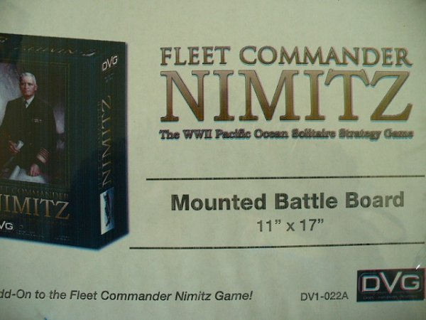 FC: Nimitz Mounted Battle Board