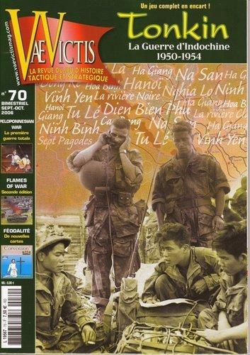 VaeVictis no. 70 Tonkin - La Guerre d'Indochine 1950-1954