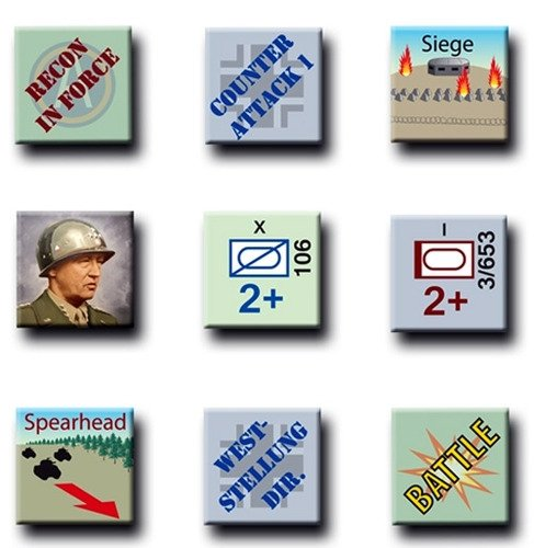 World at War #43 Patton's Third Army