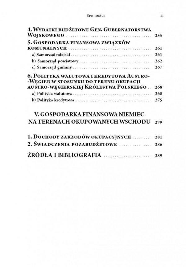 Polska w czasie Wielkiej Wojny. Historia Finansowa