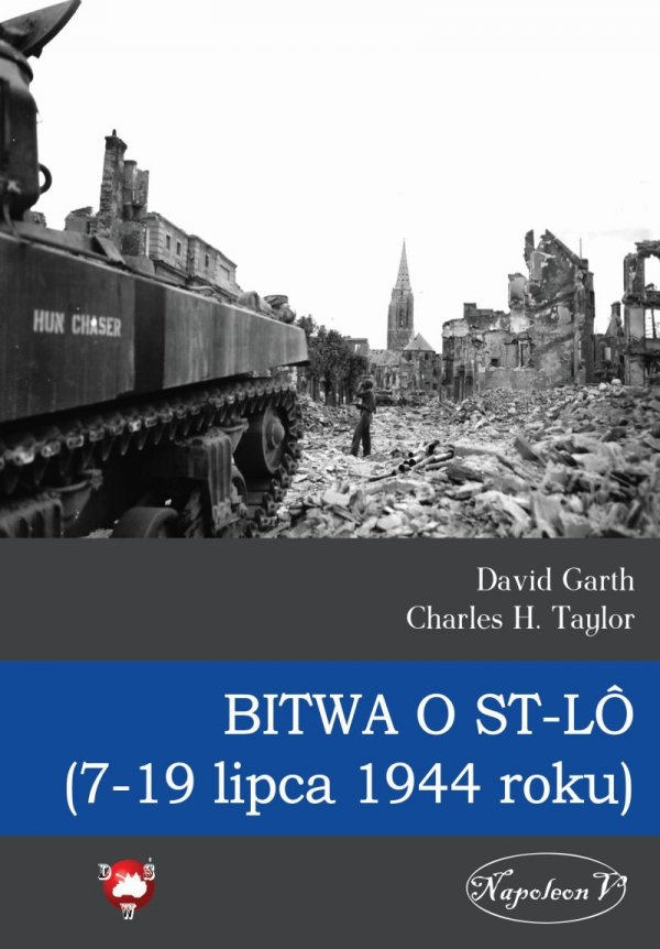 Bitwa o St-Lô (7-19 lipca 1944 roku)