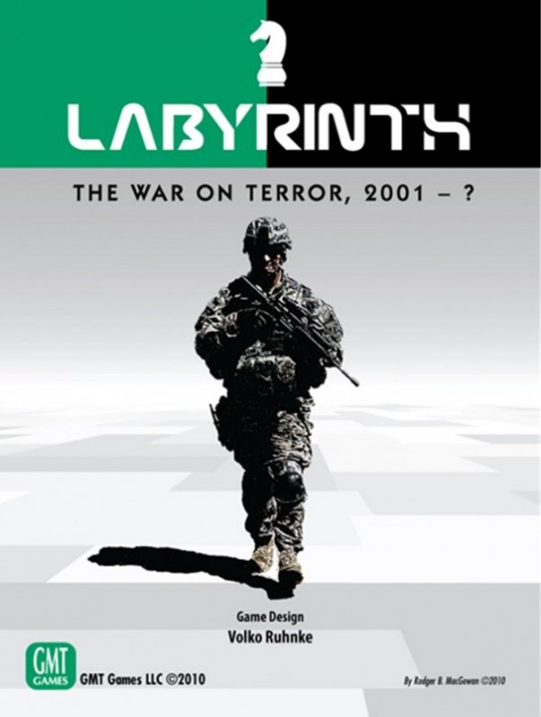 Labyrinth: The War on Terror, 2001-? 3rd Printing