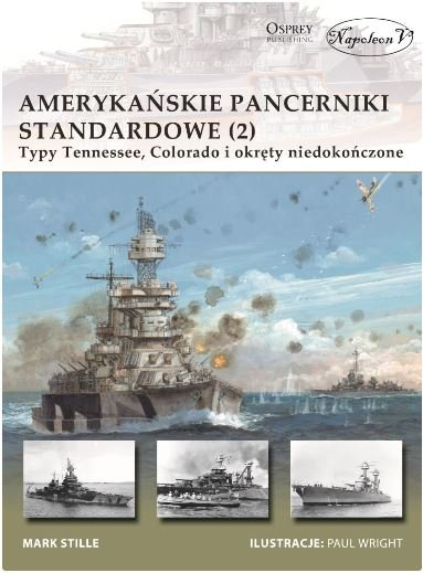 Amerykańskie pancerniki standardowe 1941-1945 (2)