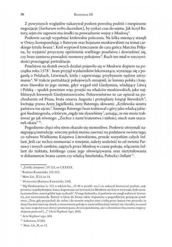 Walka Rzeczpospolitej z Moskwą o Inflanty 1570-1582