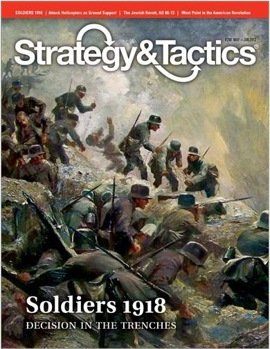 Strategy & Tactics #280 Soldiers 1918