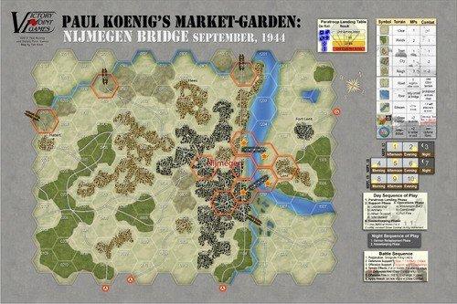 Paul Koenig's Market Garden:Nijmegen (boxed)