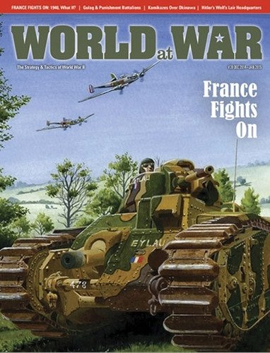 World at War #39 France Fights On