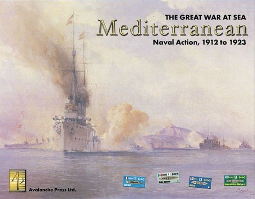 Great War at Sea: The Mediterranean