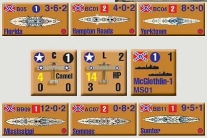 Great War at Sea: Confederate States Navy