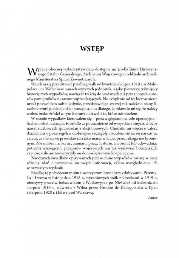 Zajęcie Małopolski wschodniej i Wołynia w roku 1919