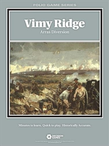 Vimy Ridge: Arras Diversion
