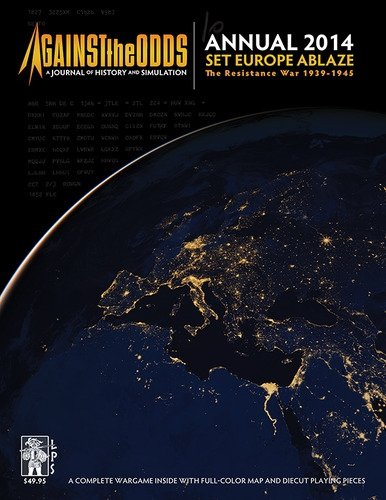 Against the Odds Annual 2014 - Set Europe Ablaze