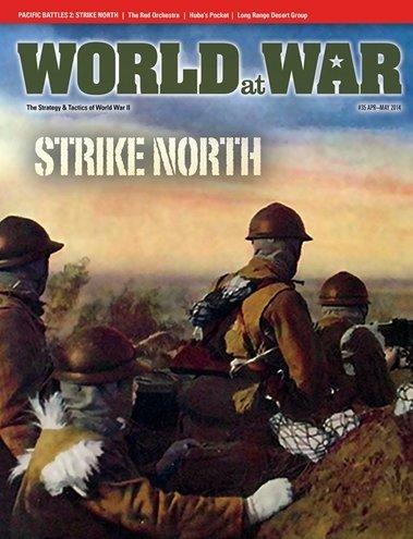 World at War #35 Strike North