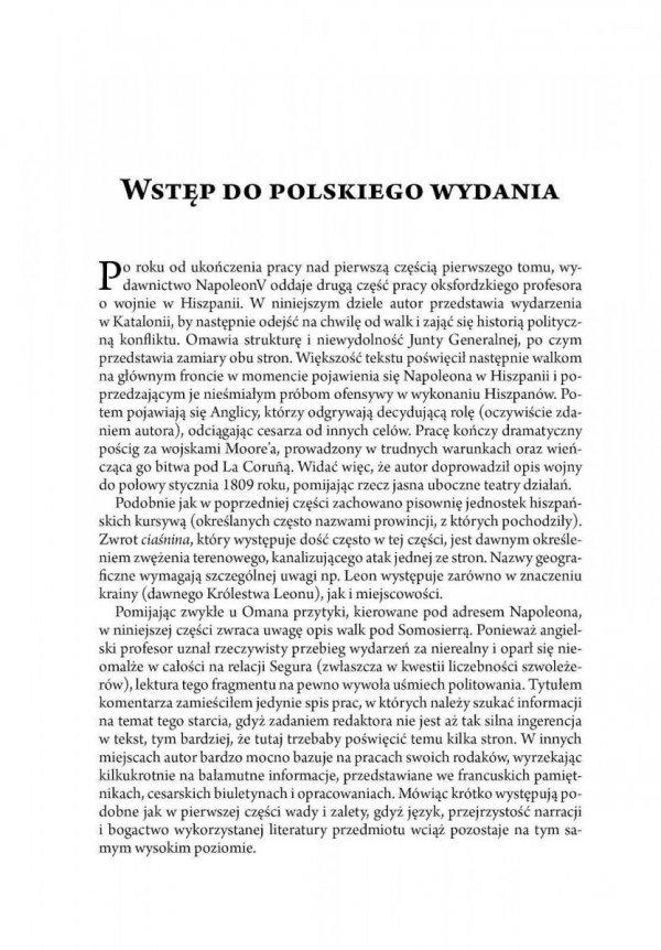 Historia wojny na Półwyspie Iberyjskim 1807-1814 tom I/2