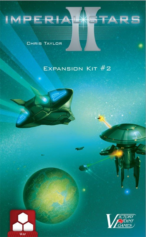 Imperial Stars II Expansion Kit #2