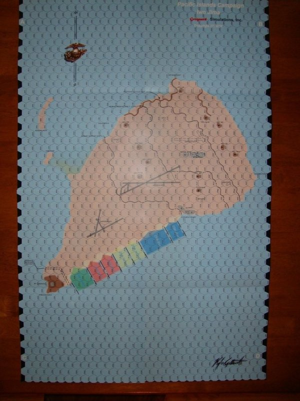 Pacific Islands Campaign - Iwo Jima