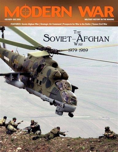 Modern War #26 The Soviet-Afghan War 1979-1989