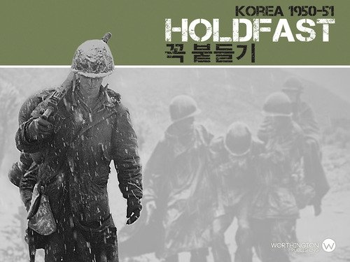 HoldFast: Korea 1950-1951