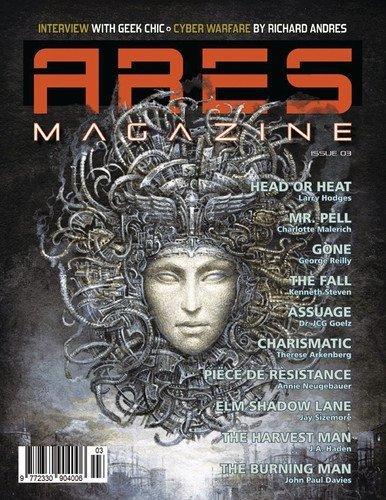Ares Magazine Issue 3 - Born of Titans