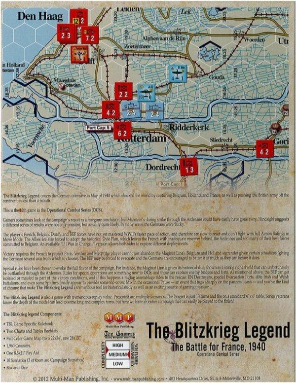 The Blitzkrieg Legend