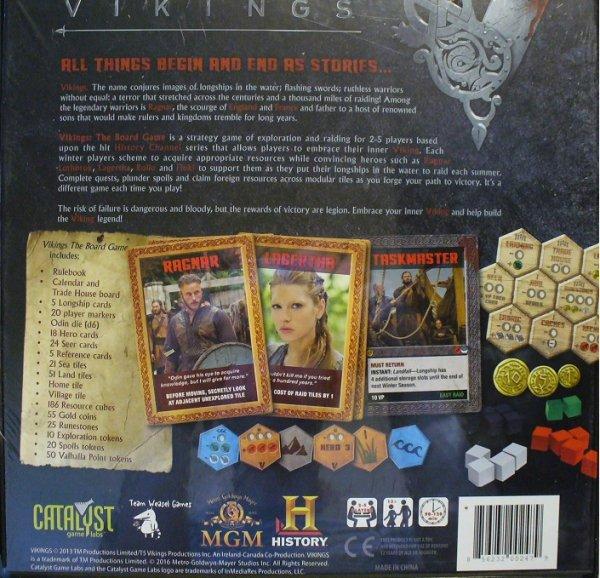Vikings: The Board Game