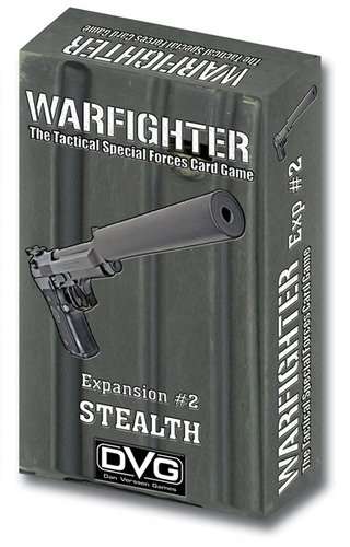 Warfighter Exp. 2 - Stealth